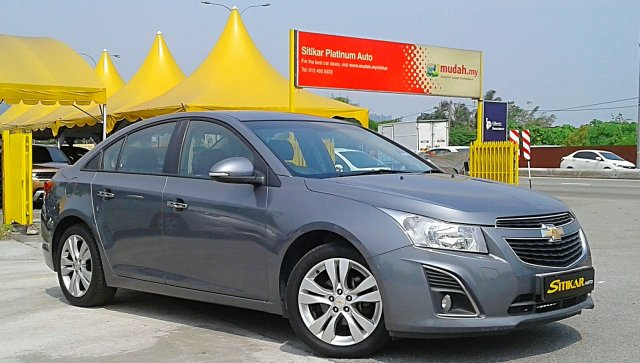 2014 Chevrolet CRUZE 1.8 LT FACELIFT (A) NEW MODEL
