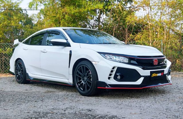 HONDA CIVIC TC 1.5 (A) TYPE R TURBO