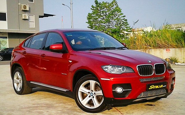 2009 Bmw X6 3.0 xDrive35i (CBU) (A) M PERFORMANCE