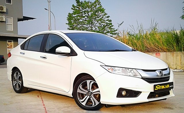 2015 Honda CITY 1.5 V (A) MODULO HIGH SPEC