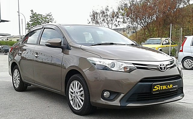 2015/2016 Toyota VIOS 1.5 G ENHANCED (A) SERVICE RECORD