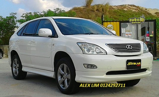 2006/2010 TOYOTA HARRIER 2.4 (A) 240G PREMIUM L PACKAGE