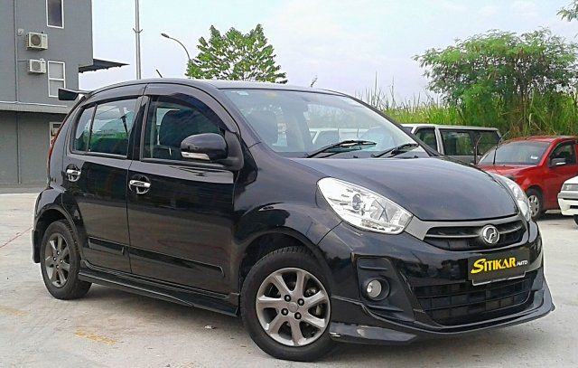 2014 Perodua MYVI 1.5 EXTREME ZHX ENHANCED (A)